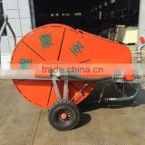 Hose Reel Irrigation Machine For Agricultural USE