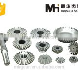 customized crown wheel and pinion gear bevel gear for automotive and industrial machinery