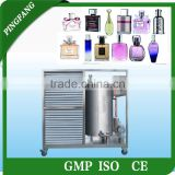 XS Series Stainless Steel Perfume Freezing Filtration Mixing Machine for Cosmetic Industry