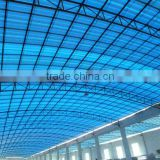 high strength hollow lighting fiberglass reinforced plastice sheet used as bus stop skylight latest building materials