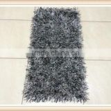 Indian New Hand Knotted 2x4 60x120 Designer Shaggy Carpet Rugs Alfombras Teppich