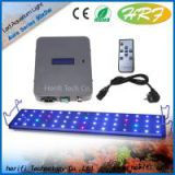 2015 manufacturer new design chinese high quality 12000k led aquarium lighting with remote controller