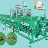 2 sides of balloon printing machine and screen printer for sale China