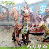 Zigong Animatronic Theme Park Dragon