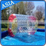 Hot Sale Inflatable Water Roller Ball Inflatable Roller with two entrance