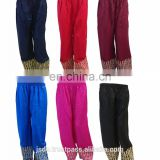 Wonderful Embroidery Work Rayon Free Size Women's Palazzo Pants (5 Colors Available)