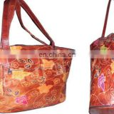 ladies shantinikaten Leather Shoulder bag