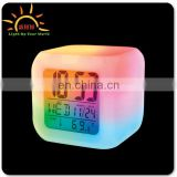 China factory colorful led light up color changing custom logo flashing advertisement promotion gifts for decoration