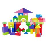 Melors Baby and Toddler Building Blocks Foam Building Blocks Learn Toys With Europe Safety Standard