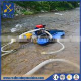 Mini Gold Mining Dredge for Gold Mining