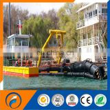 350KW cutter suction dredger