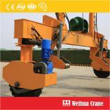 Rubber Tire Railway Laying Crane