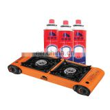 Hebei happy home gas stove and mini gas stove double