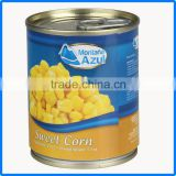 Easy Open Lid Canned Sweet Corn