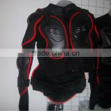 high quality full scratch protective motorcycle body armour