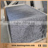 Flamed Black Lava Stone Tiles,Flamed Plate,Flamed Paver