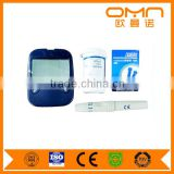 Digital Blood Glucose/Cholesterol/Hemoglobin Meters strip