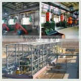 New condition 100-200 t/d cotton seed oil processing machine / plant