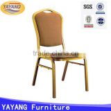 High quality Wholesale Stacking hotel price steel banquet chair cheap                                                                         Quality Choice