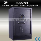 High end fireproof biometric fingerprint safe lock box, biometic key box,                                                                         Quality Choice