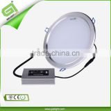 DMX rgb led downlight 12W 2700-6500k 100-240Vac 2 years warranty