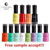 2015 NEWEST!!!CAIXUAN soak off uv nail gel uv nail gel polish UV gel nail polish