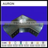 AURON/HEATWELL Right angle cable connector/cable tray angle joint/power wire clamp/calbe bridge stair