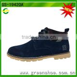 lace up high top ankle casual suede shoes for men                                                                                                         Supplier's Choice