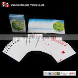 Buy wholesale customized back side playing cards with your own design
