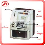 Mini ATM bank machine toy for kids