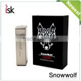 snowwolf 200w wholesale Ismoke white snowwolf 200w mod electronic cigarette kit