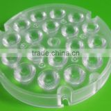 High Power Optical Aweaome plastic Led Lens