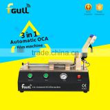 Global Supply OCA Film Laminating Machine Built-in Vacuum Pump and Air Compressor For mobile LCD Screen Repair