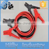HF-G001 GS/CE/ROHS Certificate High Quality Emergency Kits Car Battery Clip Battery Cable Clamp Booster Cable Wire Connector