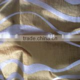 woven twill cotton/rayon bronzing velveteen fabric for decorative fabrics