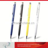 Wholesale type stylus pen with conductive fiber cloth tip                                                                         Quality Choice