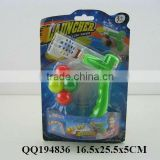 Shooting ball, funny ball game, plastic toy