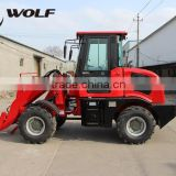 ZL16F 1600kg mini wheel loader with CE / 1.6 ton articulated small wheel loader zl16F for sale / 1.6ton front end loader ZL16f