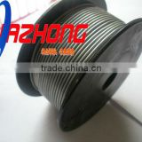COPPER-ALUMINUM FLUX CORED BRAZING FILLER METAL WELDING WIRE