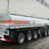 HCL tank plastic- lined steel chemical liquid tank semi trailer,semi-trailer for HCL, NaOH Tom King:86-15271357675 manufacturer