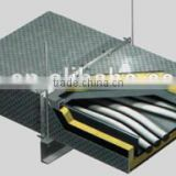 External Panel 9.5mm thick Galvanized Fire Protection Composite Material Panel for Fire Rated ductwork
