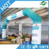2015 New Design inflatable finish arch,inflatable arch tent,inflatable racing arch