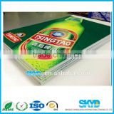 PP coroplast Plastic Billboard use for advertising decorationpp PP plastic corrugated sheet