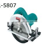Circular Saw of Aluminum Outrigger Base Perfect Working Condition 190mm 1200W R5807 Electric Brake