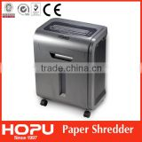 Gold supplier office&home Top 10 Alibaba shredding machine electric shredder automatic plastic
