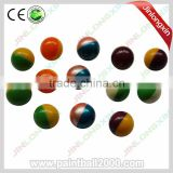 China Biodegradable Wholesale .68 Caliber Paintball Balls with Gelatin and PEG