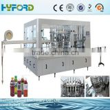 Fruit Juice Filling and Packaging Machine                                                                         Quality Choice