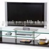 Popular Modern Style Glass TV Stand