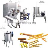 KH-DJJ 2015 new and multifuction wafer stick biscuit production line