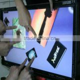 4 Points 42 inch IR touch screen frame without glass / Fast Shipping. Transparency and high-resolution